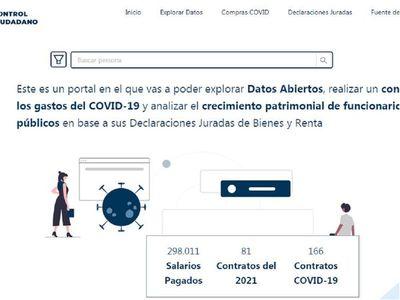 IDEA presenta herramienta para análisis de DDJJ de funcionarios públicos y autoridades