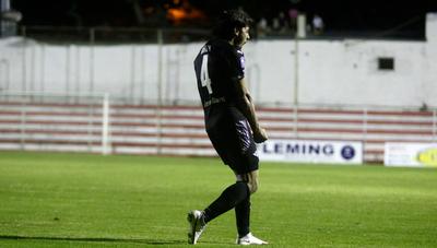 Ayrton Cougo fue la figura ante River Plate