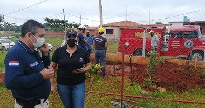 La Nación / Buscan a Dahiana en pozo tras testimonio de vecina