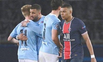 Crónica / ¿Lo dará vuelta el PSG en Manchester?