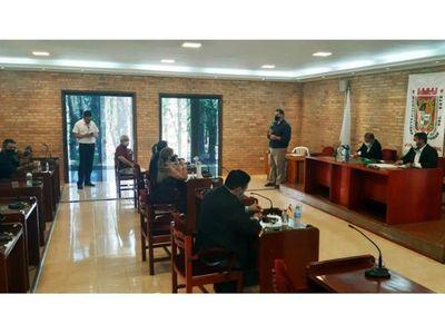 Prieto logra por ausencias sanción ficta de ejecución presupuestaria  2020