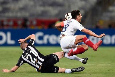 Cerro Porteño nunca perdió contra Atlético Mineiro en Brasil