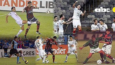 Cerro en Brasil por Libertadores: solo 4 victorias en 28 presentaciones