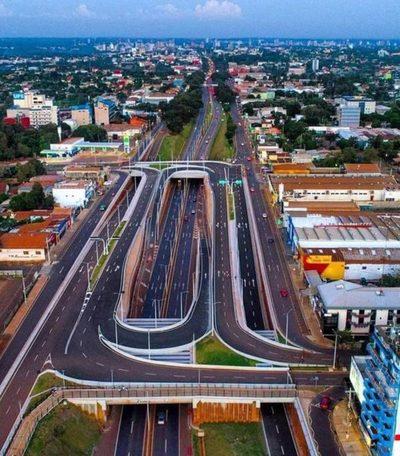 Recomiendan al ejecutivo a inaugurar el Multiviaducto del Km 7 en CDE – Diario TNPRESS