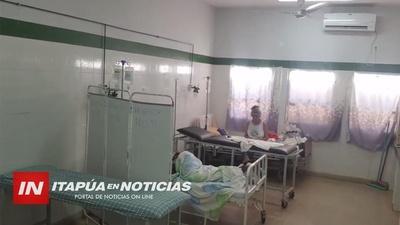 GOBERNACIÓN INVIERTE EN HOSPITAL BOGADENSE PARA SALA REA Y UTI NEONATAL