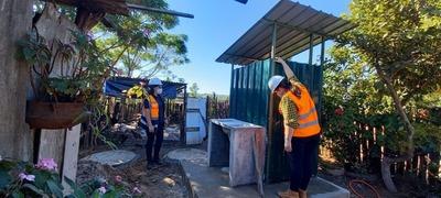 Construcción de sanitarios en reemplazo de letrinas llegará a 650 hogares en Horqueta