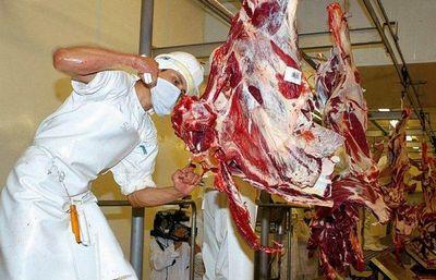 Exportación de carne tuvo un nuevo récord al cierre de abril