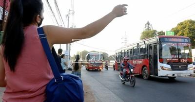 La Nación / Unas 18 empresas de transporte público serán sumariadas por las reguladas