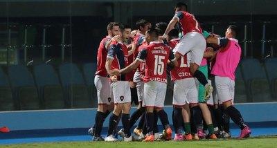 Versus / Cerro Porteño desafía al Mineiro y quiere festejar en Brasil