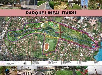 El Área 1 concentra los mayores Parques Verdes de CDE