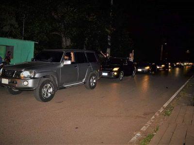 Director de Salud repudia caravana por ingreso de Retamozo al Senado