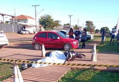 Asesinan a madre e hija en Ponta Porã