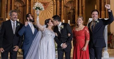 La Nación / Hija de Carlos Franco se casó en Cartagena de Indias