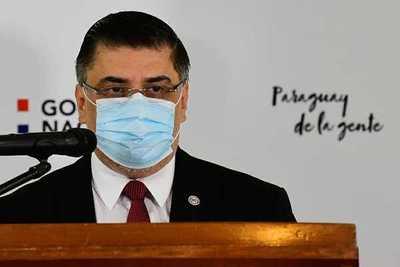 """Borba tiene ganas """"de matar a alguien"""" por las vacunaciones VIP descubiertas"""