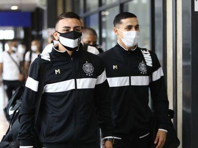 Olimpia: llegada a Porto Alegre y la probable formación