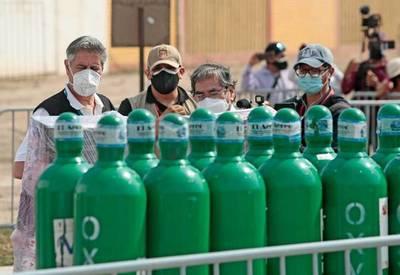 """""""Garantizar que no falte oxígeno es una lucha diaria"""""""