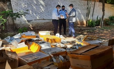 Incautan accesorios para celulares falsificados por US$ 1.500.000