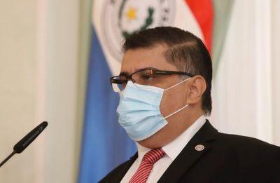 """""""Mucha rabia, tristeza y bronca"""", dice Borba sobre vacunación VIP"""