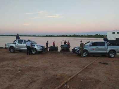 Encuentran cuerpo de joven ahogada en el río Paraguay