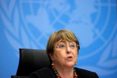 """Michelle Bachelet advirtió que la destitución de jueces en El Salvador """"socava gravemente la democracia y el Estado de derecho"""""""