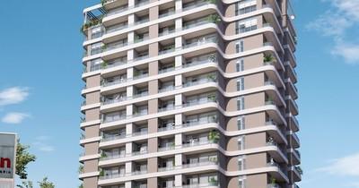 La Nación / Emerge un nuevo concepto de vivienda en altura con Civis Alpha