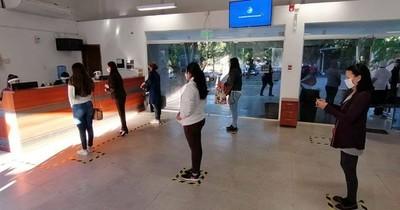 La Nación / En abril fueron atendidas más de 3.200 usuarias en el Centro Ciudad Mujer