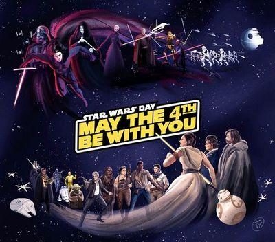 #StarWarsDay todos los estrenos que Disney+ nos trae hoy