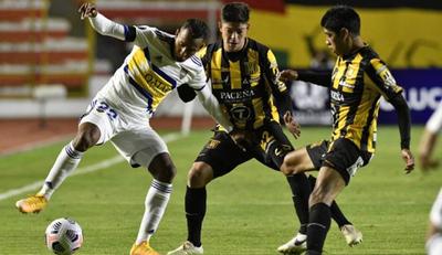 Arranque de semana de la Libertadores