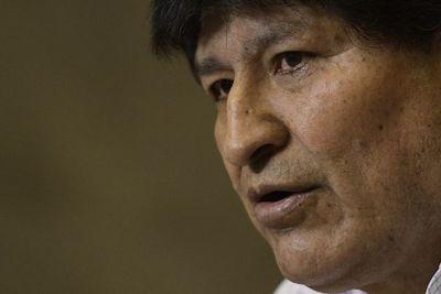 """Evo Morales cuestiona a la """"vieja Europa"""" por resolución sobre Áñez"""