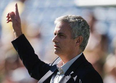 Versus / José Mourinho, nuevo entrenador del AS Roma