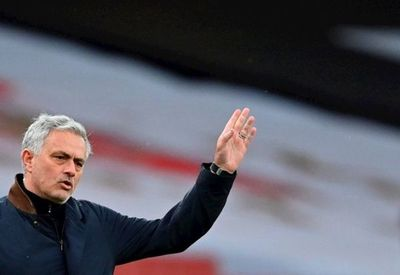 José Mourinho, nuevo técnico de Roma