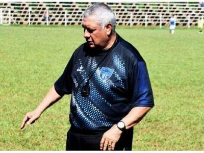 Carlos Jara Saguier, nuevo técnico de Fulgencio Yegros