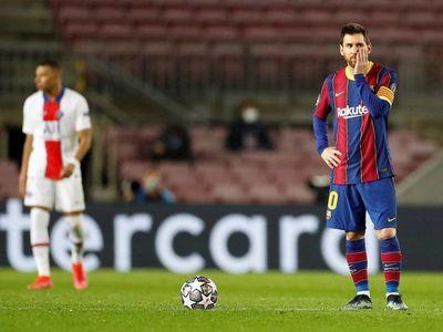 La Liga abre expediente por comida en casa de Lionel Messi