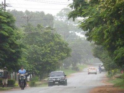Activan alerta por tormentas para el sur del país