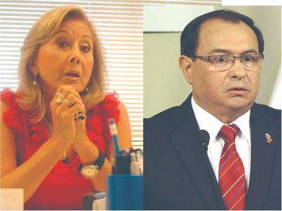 Vacunados VIP: Sale Gusinky y entra Retamozo en Senado