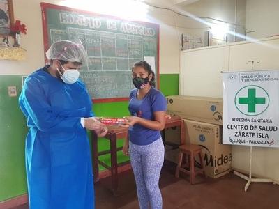Atención bucodental prosigue en establecimientos sanitarios del país ante pandemia de Covid-19