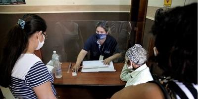Aumentan pedidos a la Defensa Pública para presentar amparos para pacientes con Covid-19