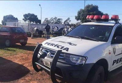 Matan a balazos a madre e hija en Ponta Porã, frontera con Pedro Juan Caballero