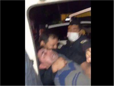 Ciudadano denuncia violencia y amenaza policial en procedimiento