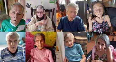Abuelitos del Hogar de Ancianos quedaron fuera del programa de pensiones del Adulto Mayor