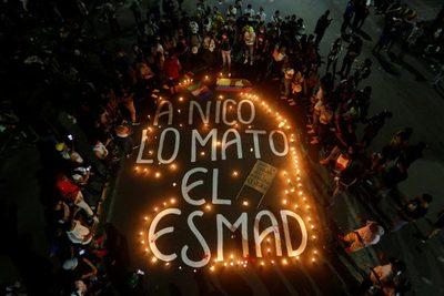 Misión de la OEA condena el uso desproporcionado de la fuerza pública en Colombia