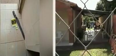 Policía baleó a presunto asaltante que ingresó a su vivienda