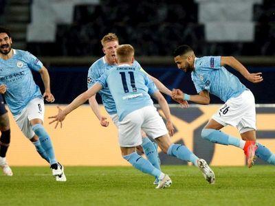 El Manchester City, primer finalista de la Champions League
