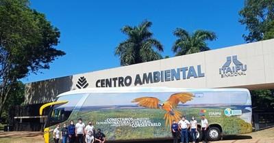 La Nación / Senatur busca el fortalecimiento turístico de la zona Alto Paraná