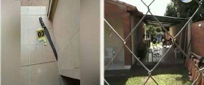 Policía balea a presunto delincuente que intentó ingresar a su vivienda en Luque