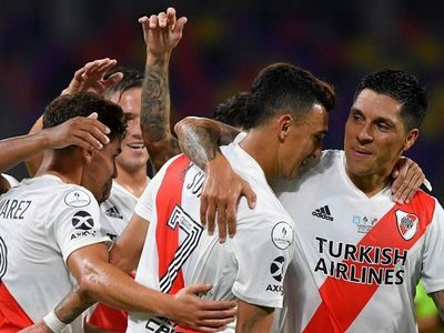 Asunción, la burbuja del fútbol sudamericano