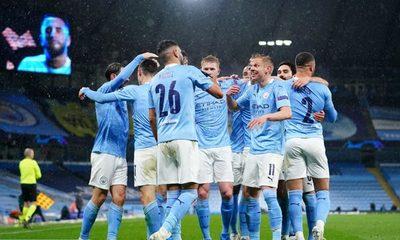 Manchester City supera al PSG y alcanza su primera final