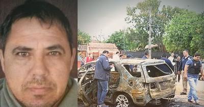 La Nación / Piden al Brasil extradición de Teófilo Samudio, alias Samura