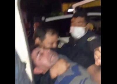 "Denuncia de violencia policial: ""querían negociar conmigo para que no denuncie"""