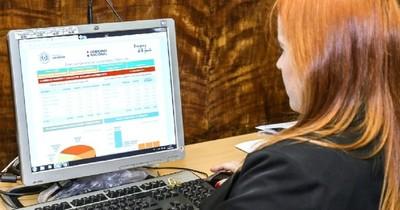 La Nación / Hacienda interrumpirá varios servicios digitales este fin de semana